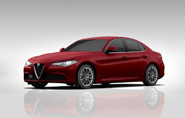 ALFA ROMEO Giulia (1ère génération) 2.2 JTD 160ch Business AT8 MY19