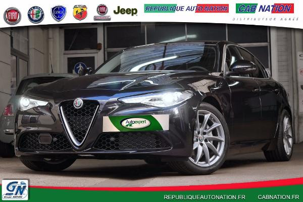 Alfa romeo Giulia 2.2 JTD 180ch Super AT8 C.A.B. Nation Chelles CHELLES