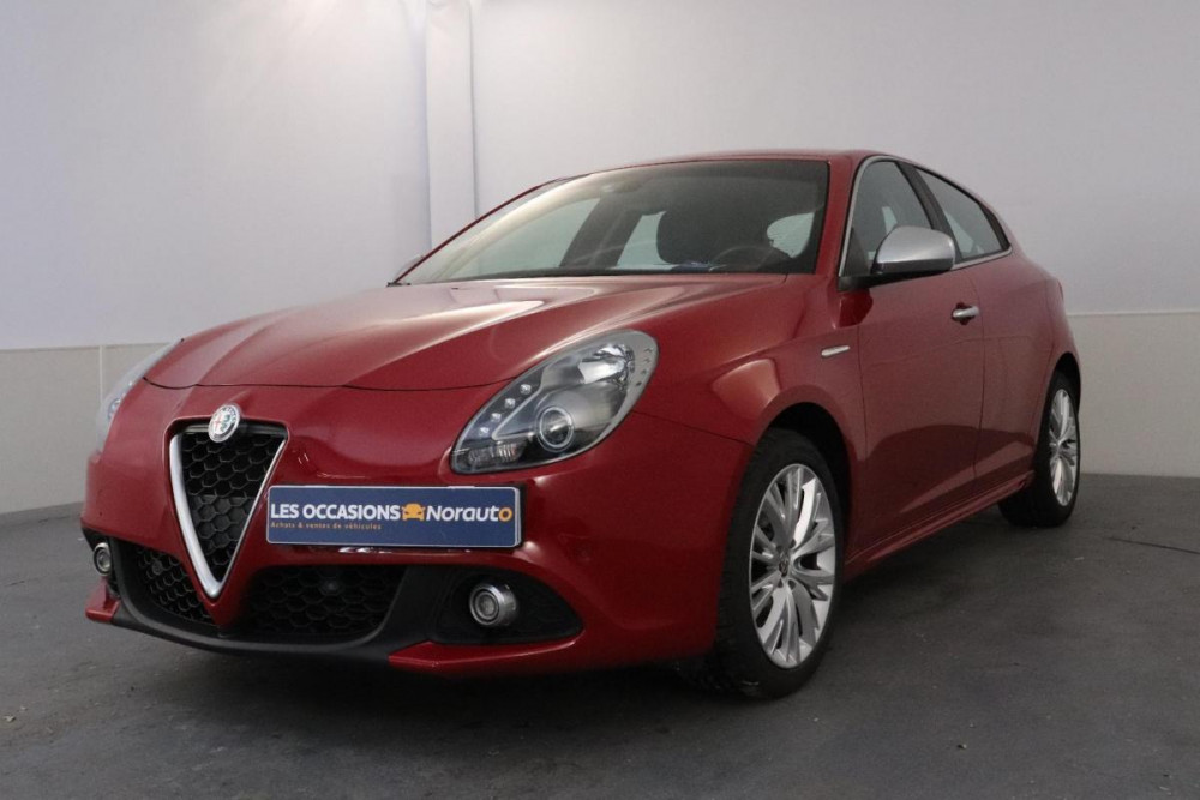 Alfa Romeo Giulietta SERIE 2 Série 1.6 JTDm 120 ch S&S TCT Super