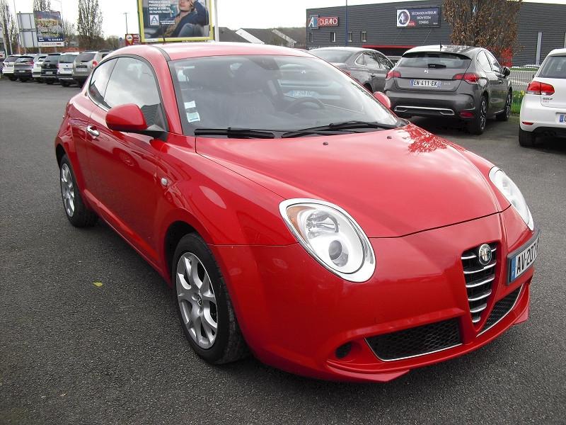 Alfa Romeo MiTo 2010 1.4 MPI105 MltAir Distinctive S&S
