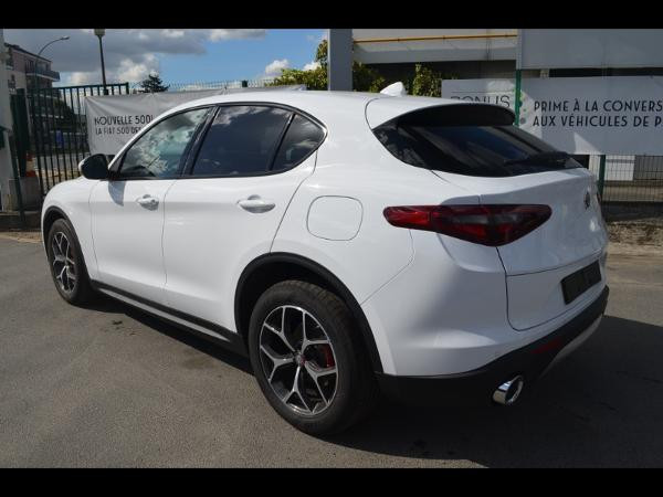 Alfa romeo Stelvio 2.2 Diesel 180ch Sport Edition AT8 République Auto Nation MORANGIS
