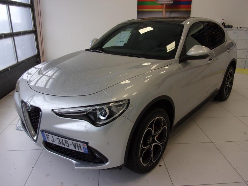 Alfa Romeo Stelvio 2019 2.2 Diesel 210 Turismo Q4 AT8 MY19