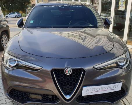 ALFA ROMEO Stelvio 2.0T 280ch Sport Edition Q4 AT8 4284km