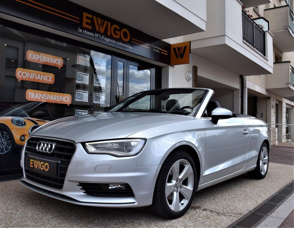 AUDI A3 AUDI A3 Cabriolet 2.0 TDi 150 CV Ambition Luxe