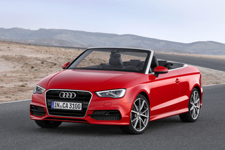 AUDI A3 Cabriolet 1.4 TFSI 125ch Attraction