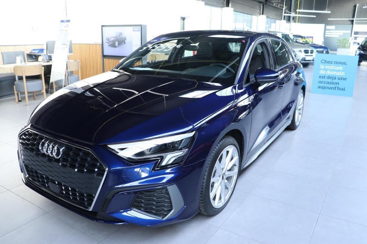 Audi A3 sportback 35 TFSI 150ch CoD S line Euro6d-T