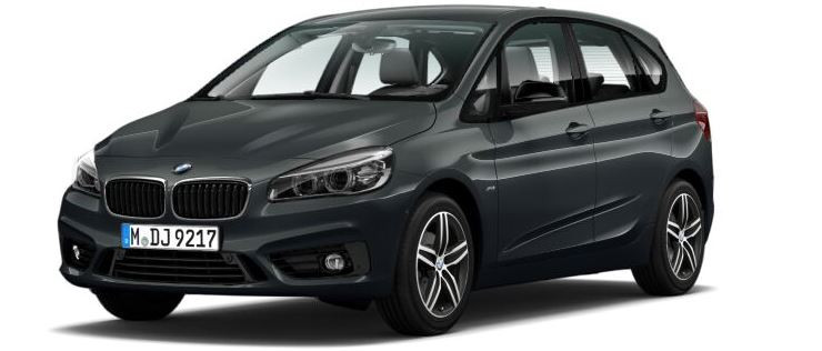 Bmw Série 2 activetourer 218dA 150ch Luxury Horizon BMW Rouen ROUEN