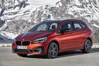 BMW Série 2 ActiveTourer