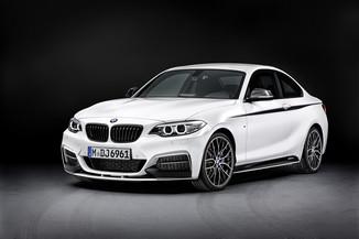 BMW Série 2 Coupé 220d 184ch Lounge