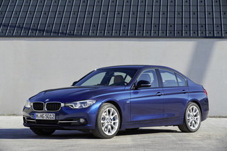 BMW Série 3 320d 190ch Sport