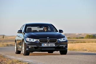 BMW Série 3 320d 184ch Luxury
