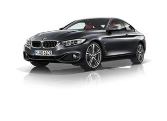 BMW Série 4 Coupé 420d 190ch Lounge