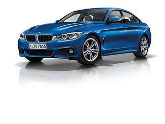 BMW Série 4 Gran Coupé 420d xDrive 184ch M Sport
