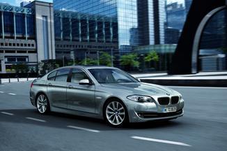 BMW Série 5 530d 258ch Exclusive