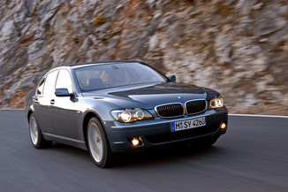 BMW Série 7 750iA 367ch Exclusive Individual