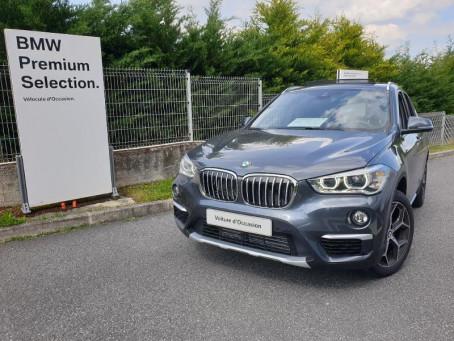 BMW X1 sDrive20iA 192ch xLine DKG7 2500km