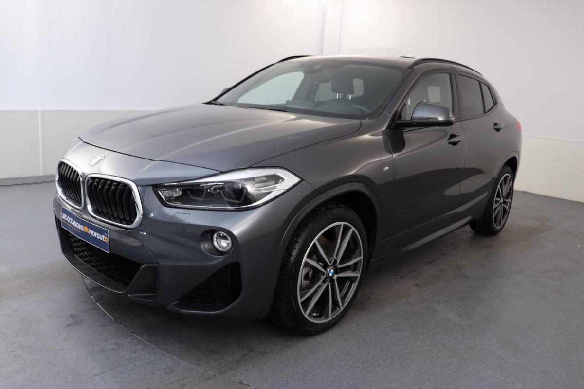 BMW X2 sDrive18d 150ch M Sport Euro6d-T 119g