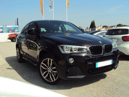 BMW X4 xDrive20dA 190ch M Sport 38000km