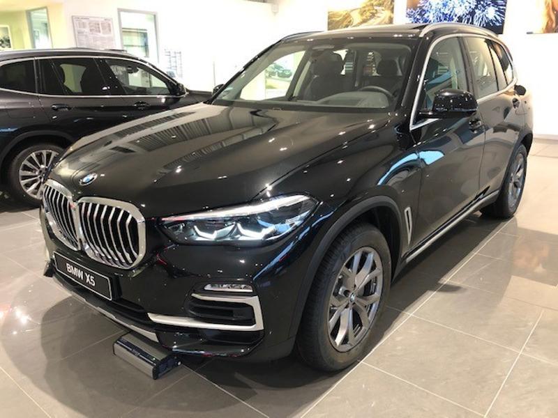 BMW X5 2019 xDrive30dA 265 xLine