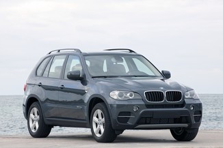 BMW X5 M50d 381ch