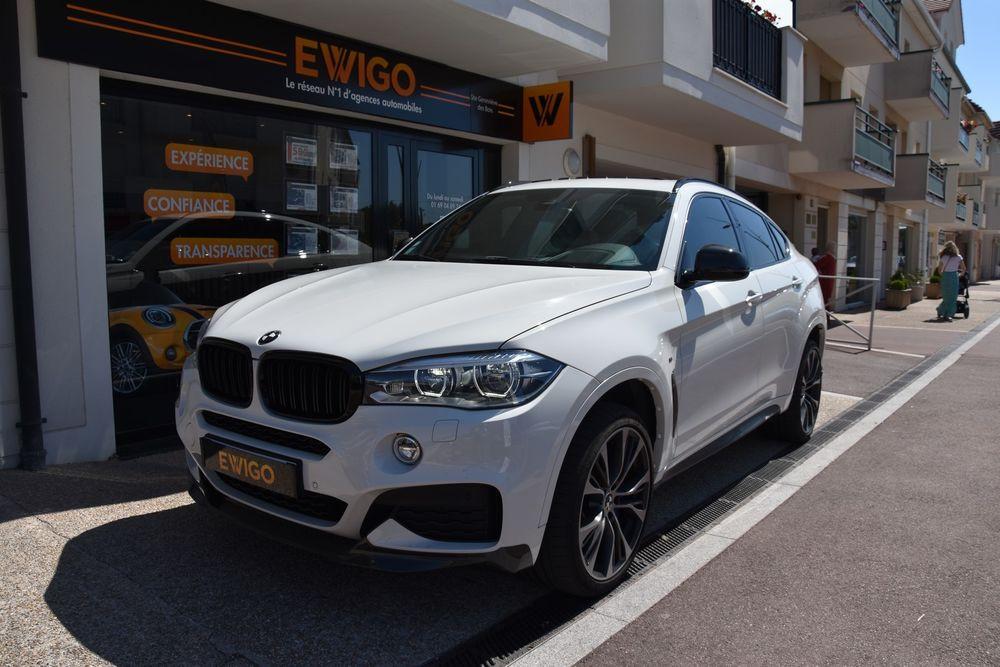 BMW X6 F16 30d xDrive 258 CV M PERFORMANCE