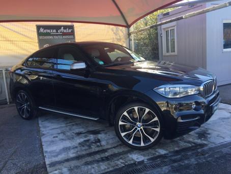 BMW X6 M50dA 381ch 37900km
