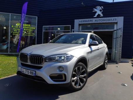 BMW X6 xDrive 40dA 313ch Exclusive 85000km
