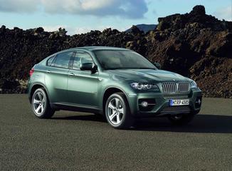 BMW X6 M50d 381ch
