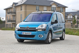 CITROEN Berlingo 1.6 e-HDi90 Exclusive 5p