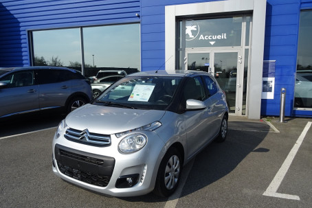 CITROEN C1 VTi 72 Feel 5p 13386km