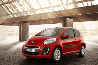 CITROEN C1 1.0 i Music Touch 3p