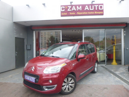 CITROEN C3 Picasso 1.6 HDi90 Exclusive 140300km