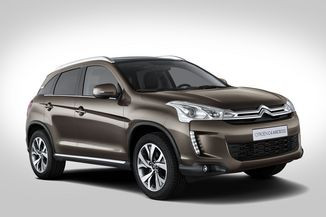 CITROEN C4 Aircross 1.8 e-HDi150 4x4 Exclusive