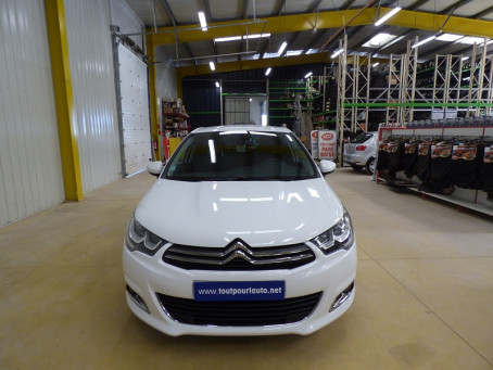 CITROEN C4 BlueHDi 120ch Millenium Business S&S EAT6 119300km