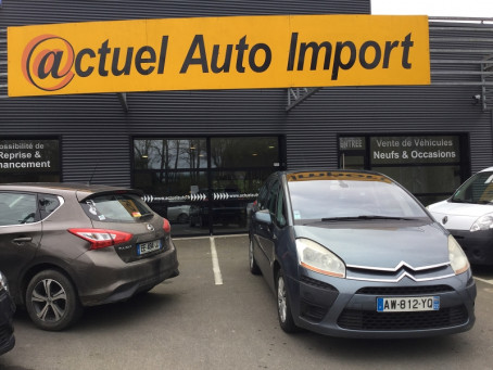 CITROEN C4 Picasso 1.6 HDi110 FAP Pack Ambiance 216000km