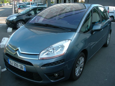 CITROEN C4 Picasso 1.6 HDi110 FAP Pack Ambiance 130200km