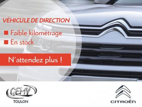 CITROEN e-Mehari Electrique Styled by Courrèges 5000km