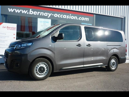 CITROEN Jumpy XL BlueHDi 115 Confort S&S  24100km