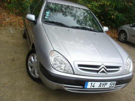 CITROEN Xsara Break 1.4 SX 94374km