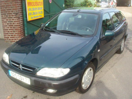 CITROEN Xsara Break 2.0 HDi90 Exclusive 165459km