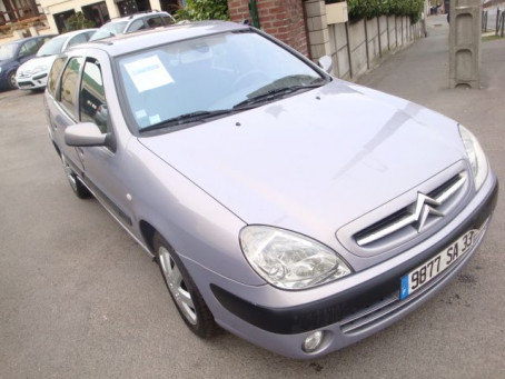 CITROEN Xsara Break 2.0 HDi90 Pack 162593km