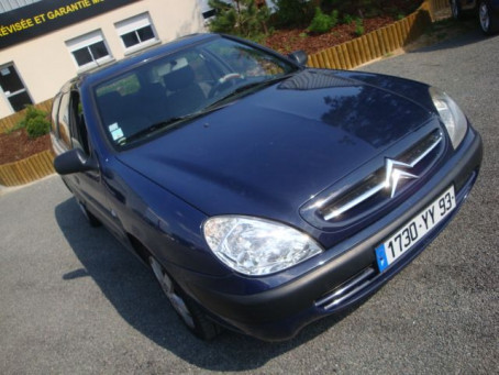 CITROEN Xsara Break 2.0 HDi90 X 186000km