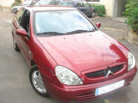 CITROEN Xsara Coupe 1.6 16v VTS 3p 135873km
