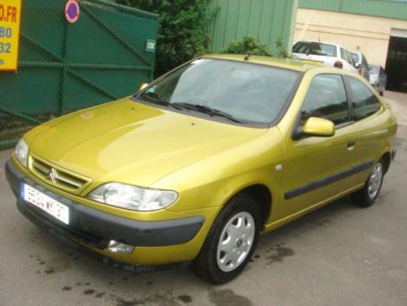 CITROEN Xsara Coupe 1.8 90ch VTR 3p 149608km