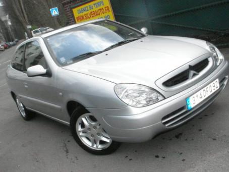 CITROEN Xsara Coupe 2.0 HDi110 SX BAa 3p 55259km