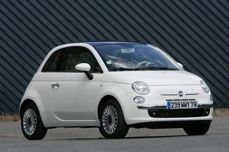 FIAT 500 1.2 8v 69ch Pop
