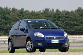 FIAT Grande Punto 1.2 8v 69ch S&S Cult 5p