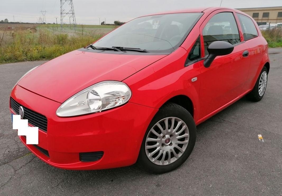 Fiat Punto 1.3 Multijet 16v 70ch Cult II 5p