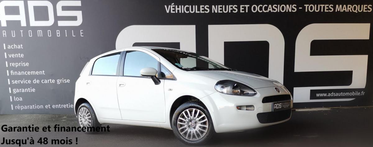 Fiat Punto 1.3 Multijet 16v 75ch Lounge 5p
