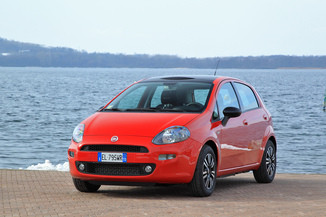 FIAT Punto 0.9 8v TwinAir 105ch S&S Steel Pack 5p